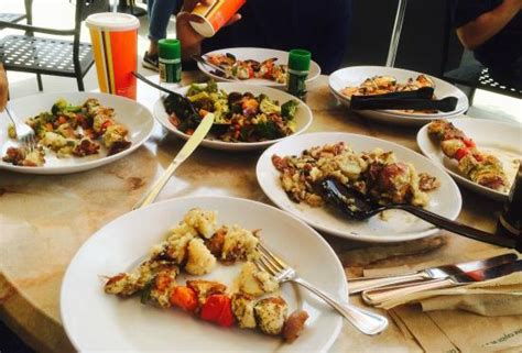 Zoes Kitchen Rewards by Family Meal Picture Of Zoes Kitchen Tripadvisor