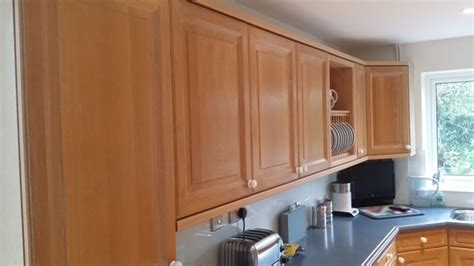 painting existing kitchen cabinets painting oak kitchen doors furniture painterhand painted