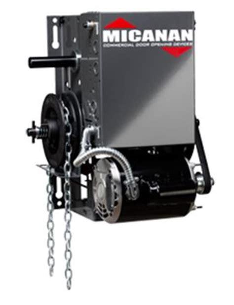 Micanan Pro H Commercial Industrial Heavy Duty Hoist Industrial Garage Door Openers