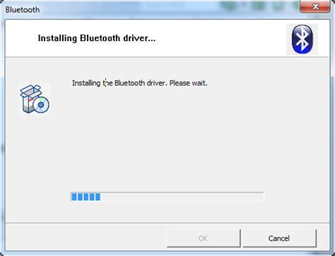 windows  toshiba bluetooth driver installation stalls