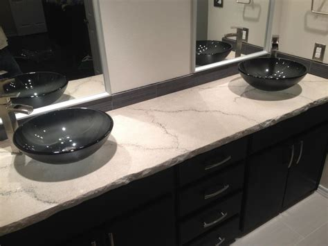 installation bathroom countertop sink
