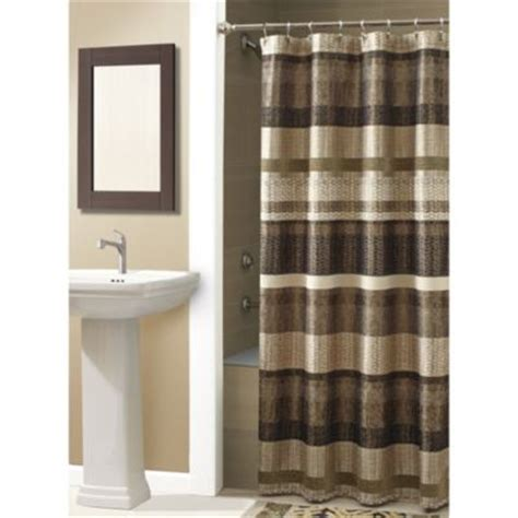 84 shower curtain buy croscill 84 shower curtain from bed bath beyond