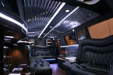 Corporate Limousine by Limousine Interior Photos