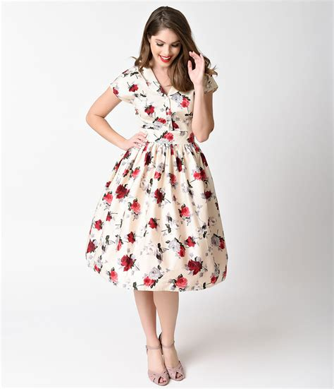 30s swing dress vintage style dresses 30s 40s 50s and 60s 1950s