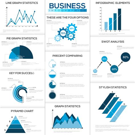 licensing agreement template free big set of creative business infographic elements with