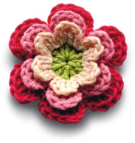 come fare un fiore a uncinetto come fare fiore uncientto tutorial