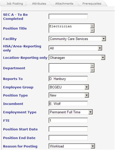 online layout jobs creating a job posting