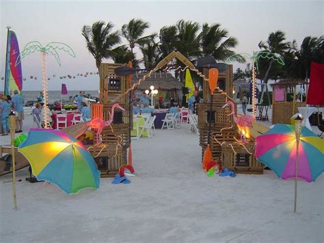 Beach Theme Decorating 116 best images about graduation beach party ideas on