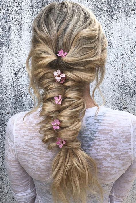 40 best wedding hairstyles for long hair 2018 19 my