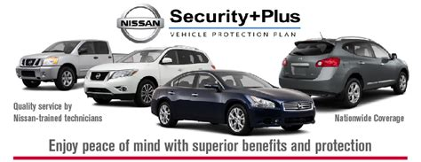 nissan extended services america vehicle service contracts vehicle service contract