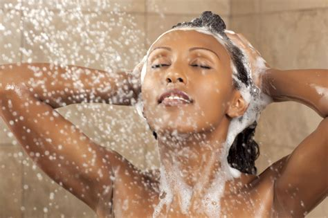 Black In The Shower by What Is A Chelating Shoo And Do You Need One Black