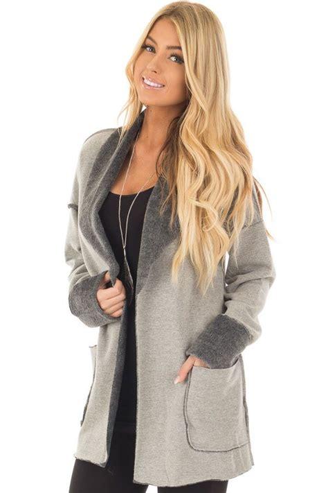 Grey Premium Blazer Jacket Jas Cardigan Keren 271 best cardigans kimonos jackets images on