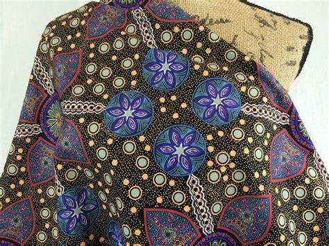 aboriginal design quilt cover australian aboriginal print fabricstella blackaboriginal