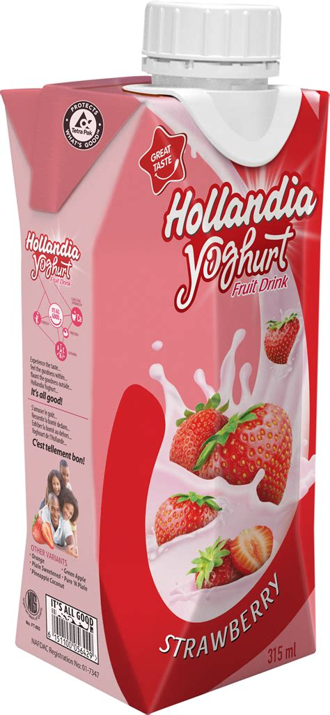 Oatbits Strawberry Yoghurt Roll Pack Of 3 Hollandia Yoghurt Strawberry Drink Pack Chi Brand