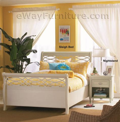 cottage retreat bedroom furniture cottage retreat sleigh bedroom set