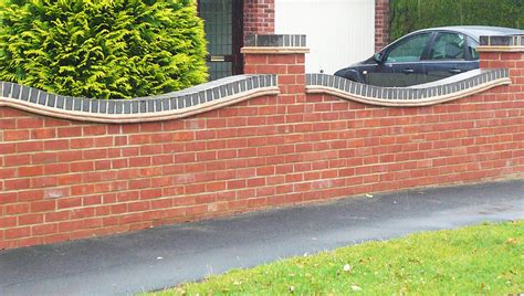 Costs Of Building A Garden Wall How To Build A Garden Wall On A Slope