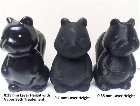 Abs 3d Printer Reprap Vapor Treating Abs Rp Parts