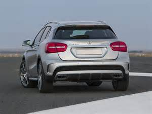 Gla Mercedes Suv New 2016 Mercedes Amg Gla Price Photos Reviews