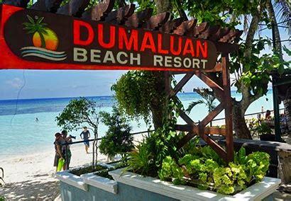 dn dumaluan beach resort  bohol promo att