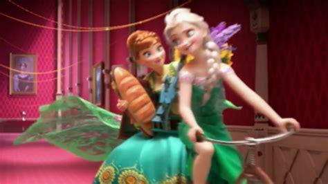 Elsa Frozen Fevern 2 Can Sing Song listen to elsa and sing new frozen fever original song