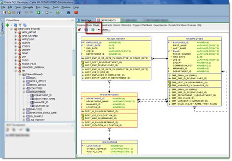 generate er diagram from sql developer how to generate an erd for selected tables in sql