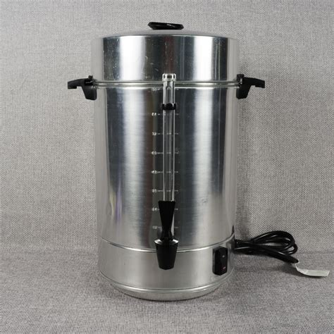 Coffee Maker 100 Cup 100 cup coffee maker znc solutions