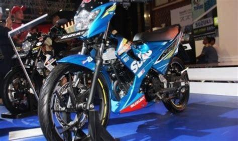 Sticker Motor Aksesori Satria Fu Fi 2016 Design 3 suzuki satria berkostum motogp meluncur awal 2015