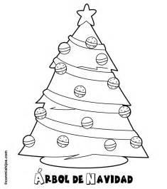 193 rbol de navidad para imprimir y colorear dibujos