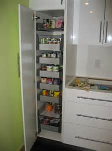 ikea kitchen organization ideas decorate ikea pull out pantry in your kitchen and say goodbye to your stuffy kitchen homesfeed
