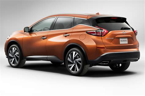 nissan murano old 2015 nissan murano first look photo gallery motor trend