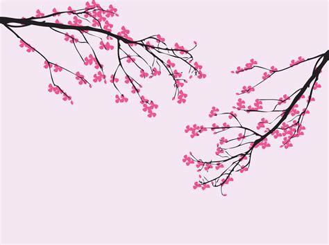Blossom Free vector cherry blossom free vectors ui