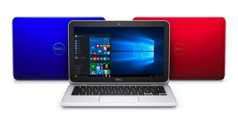 Laptop Dell Inspiron 11 3000 Series dell reveals inspiron 11 3000 series starting at just 199
