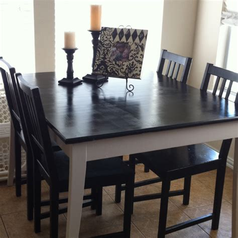 best 25 refinished table ideas on diy kitchen