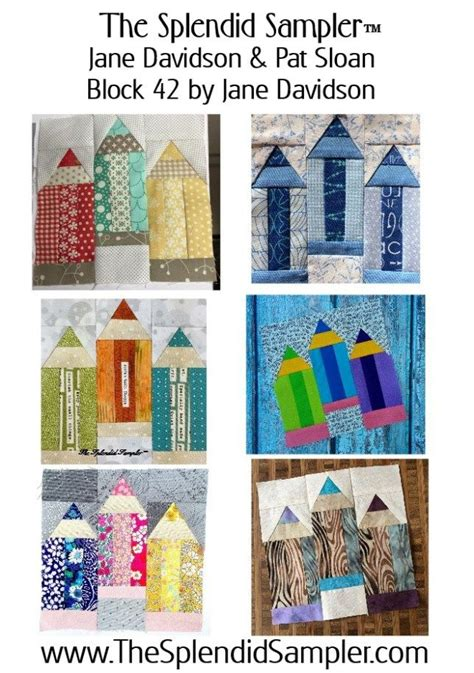 Patchwork Pencil Pattern - 64 best images about quilts pencil on quilt