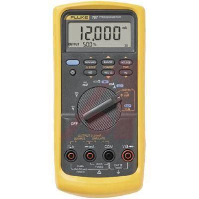 Multimeter Fluke 789 fluke 787 processmeter