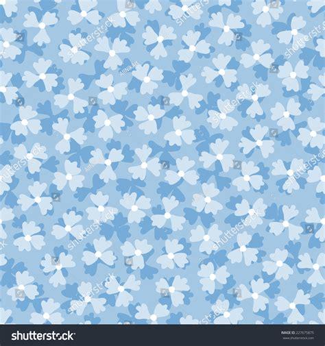 Muster Hintergrund Blumen Blau by Light Blue Floral Background Flowers Stock Vector