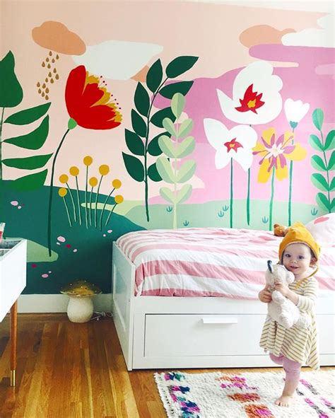 Painted Wall Murals For Kids best 25 kids murals ideas that you will like on pinterest