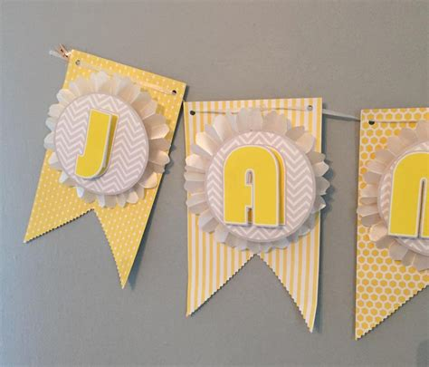 Bunting Flag Diy Banner Baby Shower Banner Bridal Shower Banner Req make this pretty diy banner it s much easier than it looks