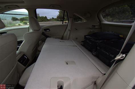 acura rdx interior   truth  cars