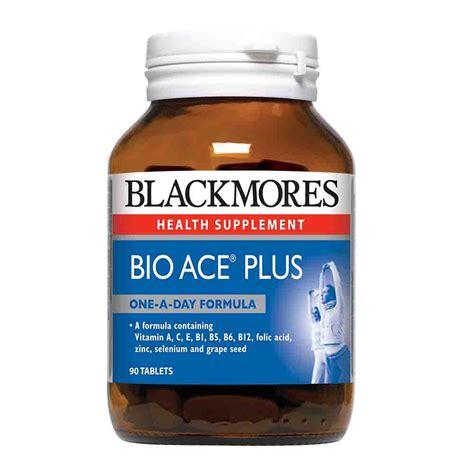 Vitamin Ace Blackmores Health Shop Blackmores Bio Ace Plus 90s