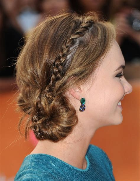 braided hairstyles with side bun 43 trendy braid hairstyle designs ideas haircuts