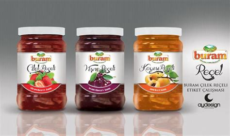 design ideas for jelly labels buram jam jar label design packaging design pinterest