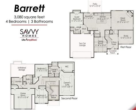 savvy homes floor plans lovely 28 savvy homes floor plans