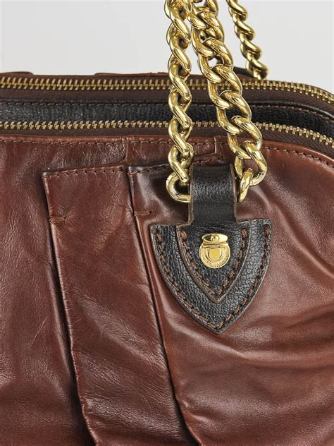 Marc Mix Quilted Tote by Marc Truffle Mix Quilted Leather Classic Dash Bag