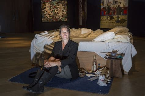 my bed tracey emin s my bed sells for 163 2 5m at auction