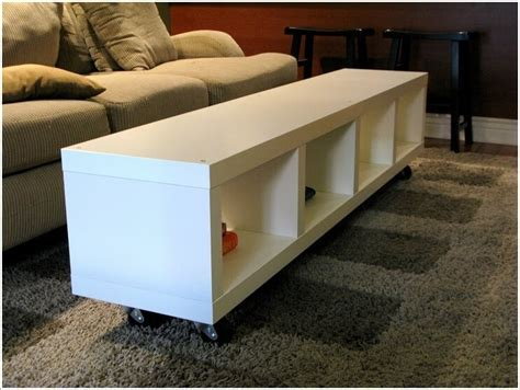 ikea hack shoe shelves made from lack tables redesigned 15 ways to hack ikea lack wall shelf