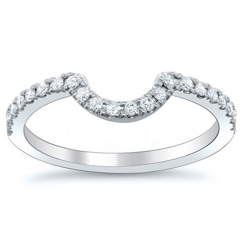 Wedding Bands Curved by Debebians Jewelry Top Four Wedding Ring Trends