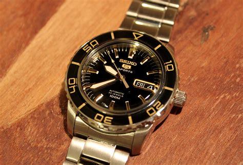 Jam Tangan Set Rolex 3in1 A Seiko 5 Sports Snzh57 Fathoms Review Bladebarrelbezel
