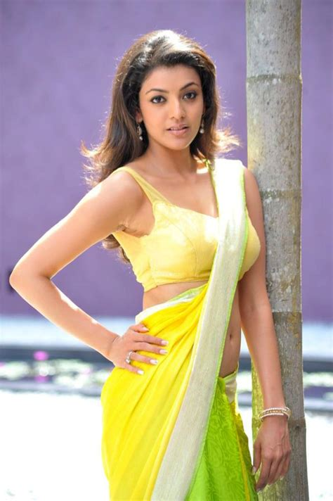 kajal hot mobile themes telugu4u net kajal agarwal hot in saree 21 kajal