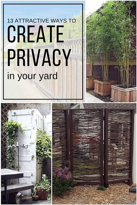 how to get more privacy in backyard creating privacy in your backyard 28 images 12 clever